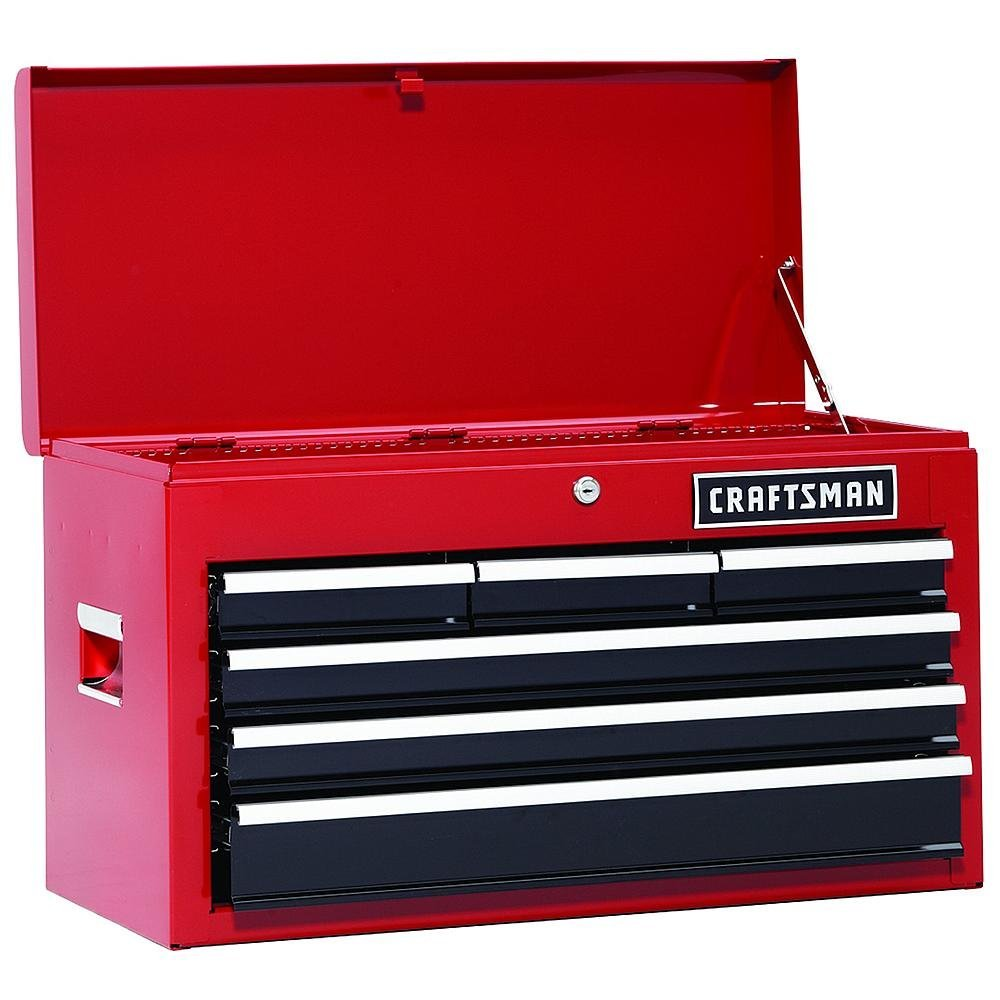 Craftsman 6 Drawer Tool Chest Review